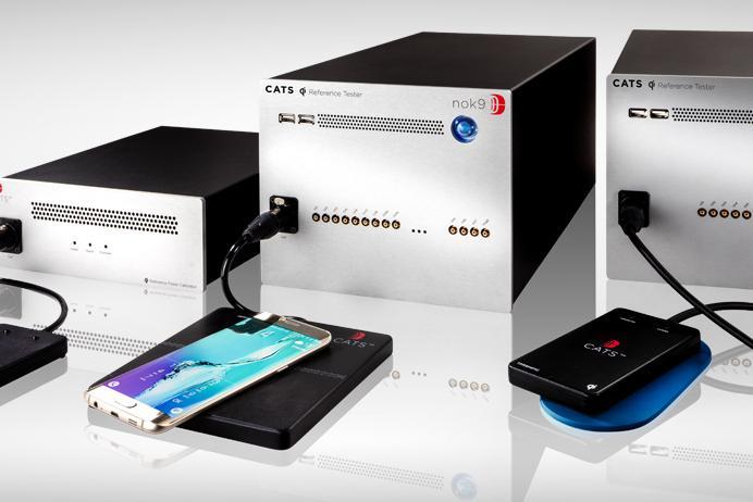 nok9无线充电测试系统